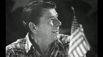 Ronald Reagan - A President who truly Lived Sent