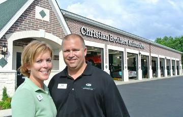 Matt Rucks, Owner, Christian Brothers Automotive