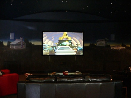Drive Inn Movie Theater