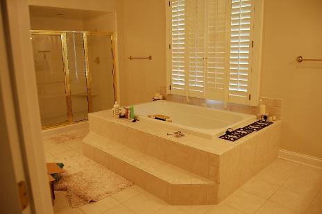 Outdated Bathtub
