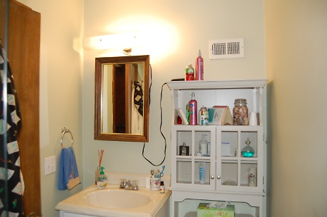 Old Guest Bathroom