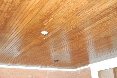Bead board Ceiling