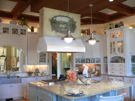 Gourmet Southern Style Kitchen