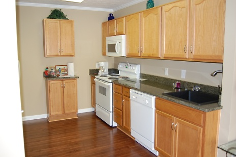 Fully Renovated Kitchen from 2010 Floods