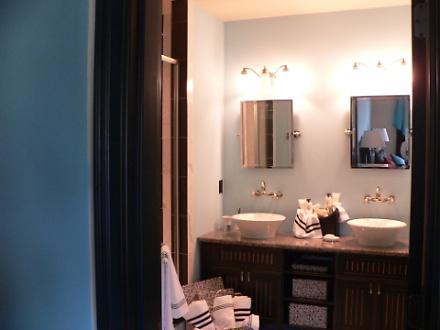 Guest Bath Vanity