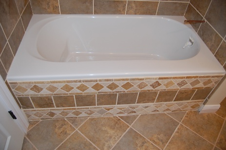 Renovated Guest Tub