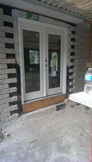 Replace Window with Door