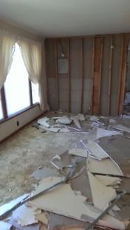 Interior Wall Removal 1