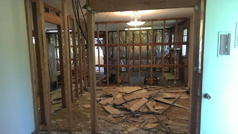 Interior Wall Removal 2