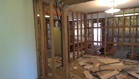 Interior Wall Removal 3