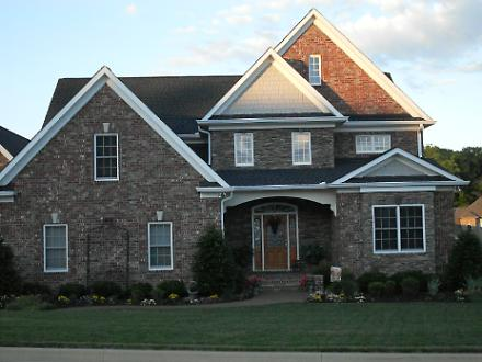 Custom Four Bedroom Home - Hendersonville TN