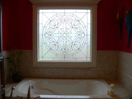 Master Bath Spa Tub