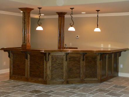 Basement Wet Bar