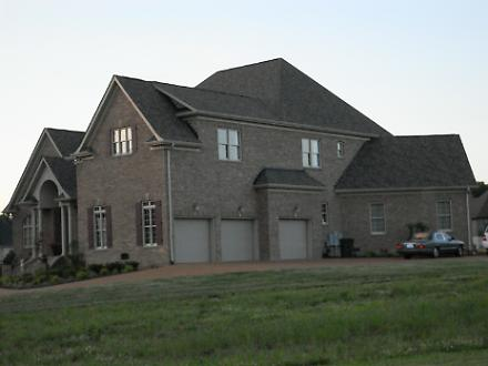 3 Car Garage with above Bonus Room
