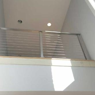 2nd Floor Cable Railing