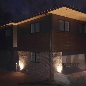 Frank Lloyd Wright Custom Home