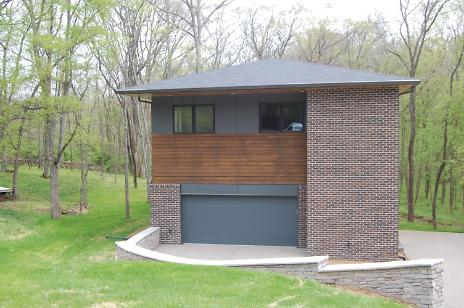 Garage, Exterior of Home