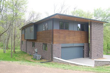 Exterior of Home, Corner