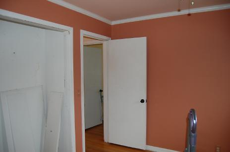 Before - Doorway