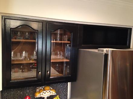 Before - Cabinets