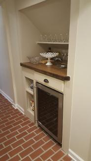 After - New Wine Cellar