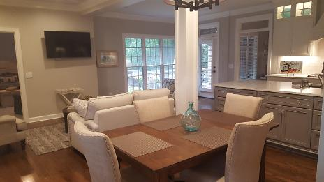 New Dining Area Remodeled
