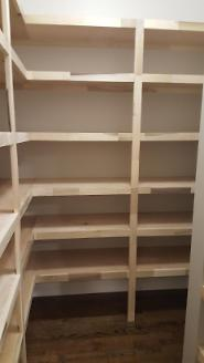 New Pantry created